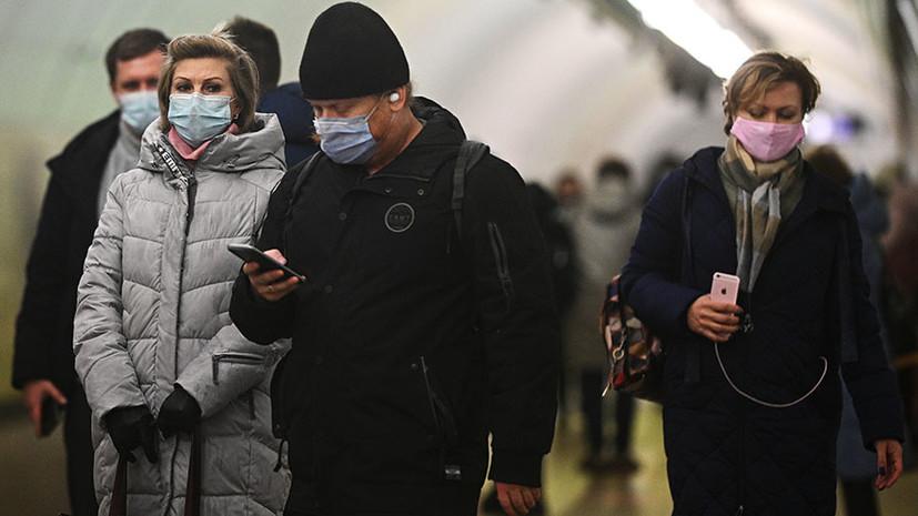 Ограничения по коронавирусу, кроме обучения школьников, продлены в Москве до 21 января