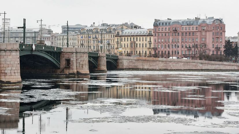 В Петербурге ожидается похолодание и снег