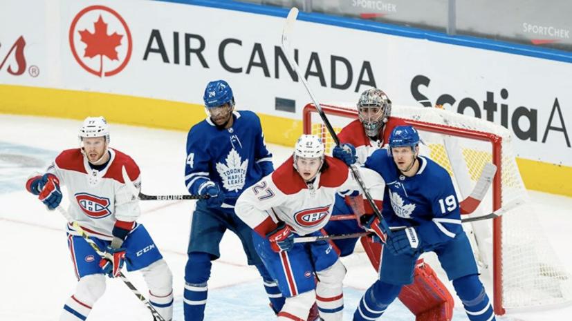 Хоккеист «Монреаля» восхитился игрой Романова в дебютном матче НХЛ