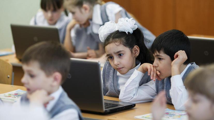 Воробьёв отметил важность IT-образования для школьников