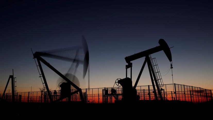 Новак ожидает восстановления мирового спроса на нефть в 2021 году