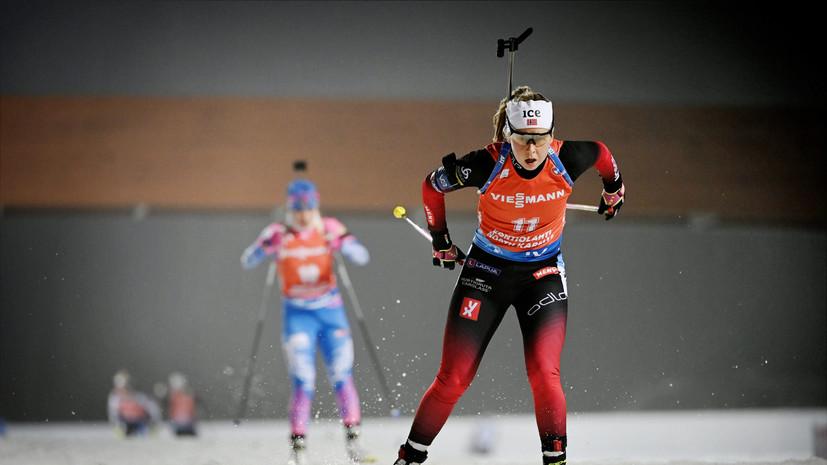 В сборной Норвегии прокомментировали сход Тандревольд со спринта