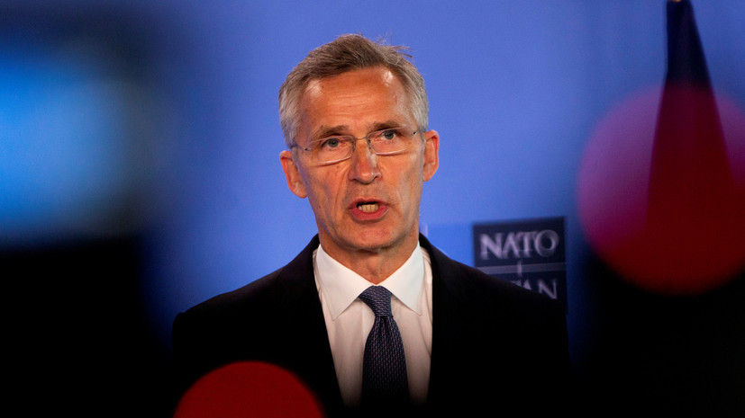 Генсек НАТО призвал наказать ответственных за штурм Капитолия в США