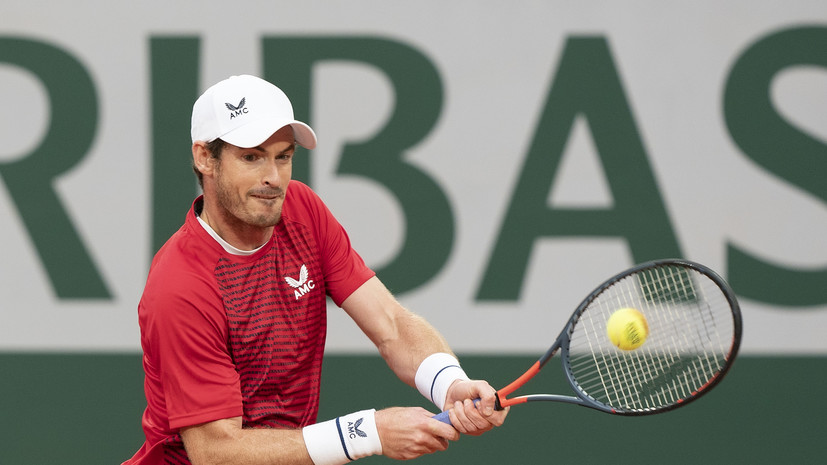 Маррей заболел коронавирусом и может пропустить Australian Open