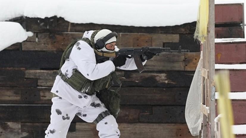 На Сахалине начались занятия по армейской тактической стрельбе