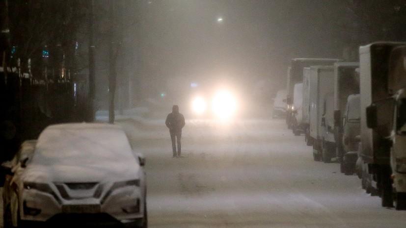 Более 5 тысяч жителей Тверской области остались без света из-за непогоды