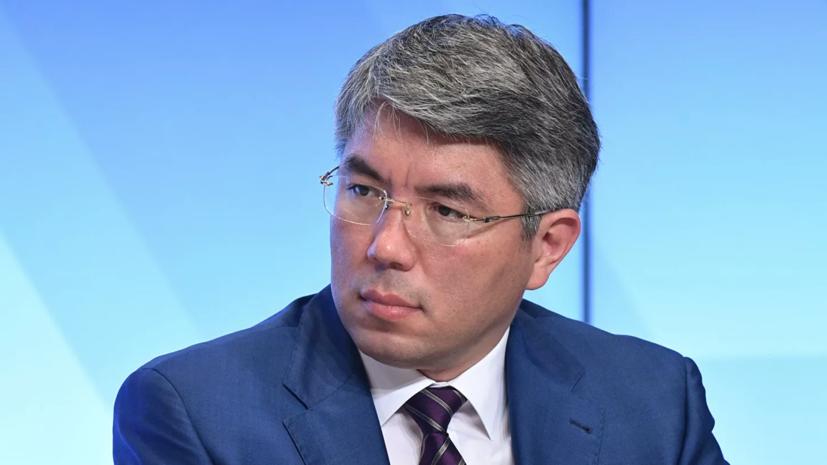 Глава Бурятии подписал указ об отставке правительства региона