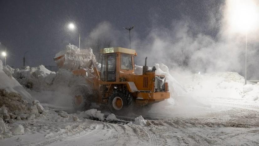 В Казани на уборке дорог задействовано более 500 единиц спецтехники