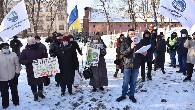 Тарифный манёвр: как на Украине поменяются цены на газ для населения