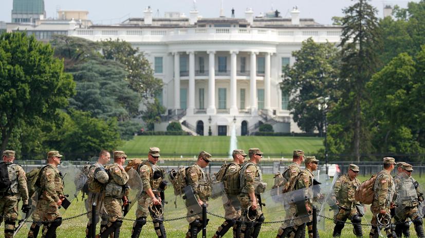 «Момент мести»: как в США усугубляются противоречия в преддверии инаугурации Байдена