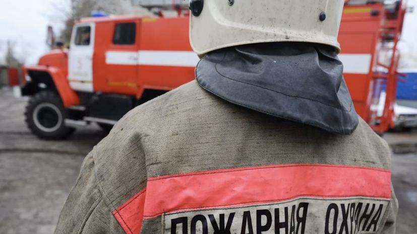 СК возбудил дело после гибели четырёх человек при пожаре в Рыбинске