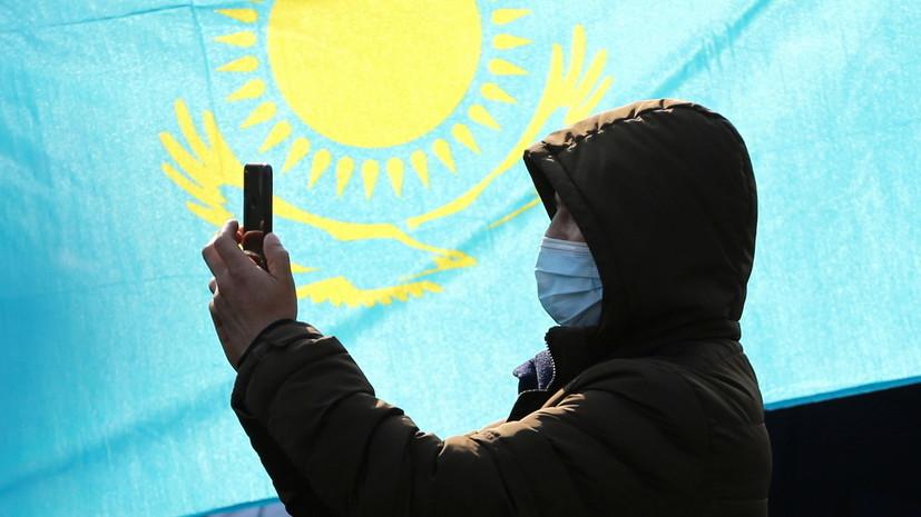 Число случаев коронавируса в Казахстане достигло 167 118