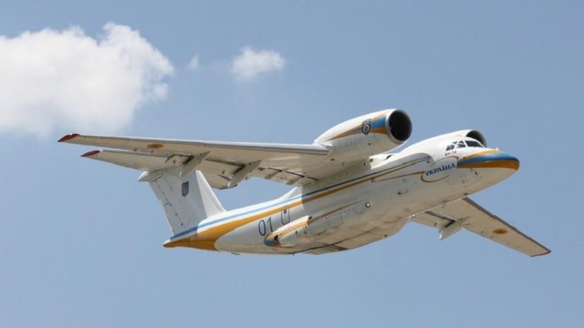 «Сохранить производственную базу не удалось»: как Украина собирается возобновлять выпуск советского самолёта Ан-74