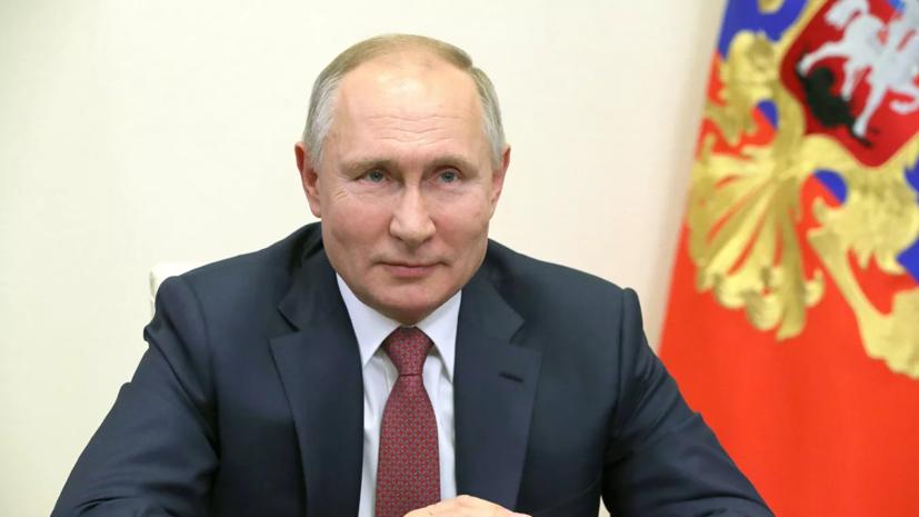 Путин поздравил «КамАЗ-мастер» с победой на «Дакаре»