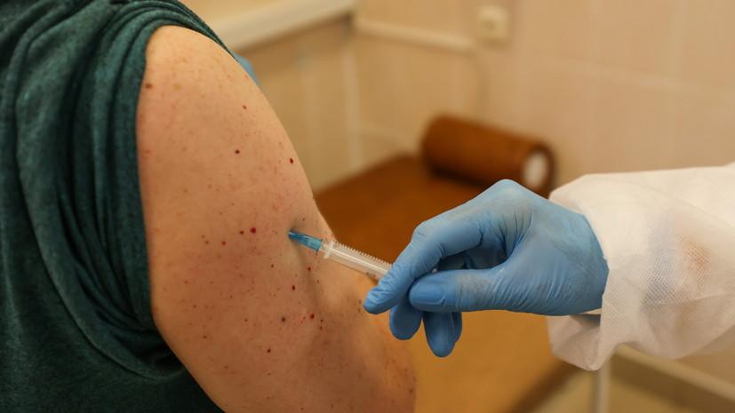 В Белоруссии начинается вакцинация медиков «Спутником V»