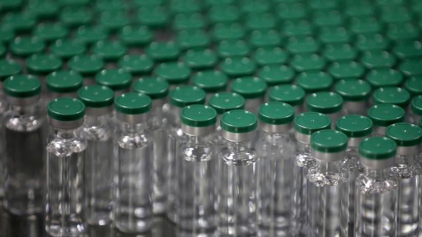 Пакистан разрешил экстренное применение вакцины AstraZeneca