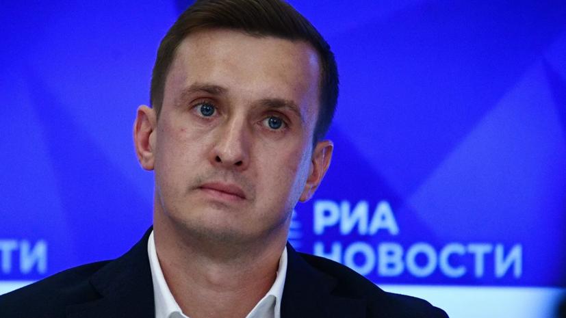«Чертаново» выдвинет Алаева на выборы президента ФНЛ