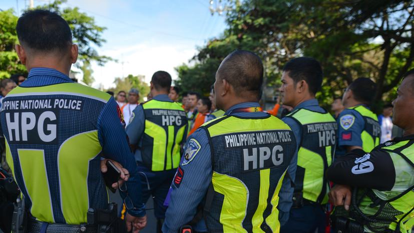 Семь человек погибли при крушении вертолёта на Филиппинах