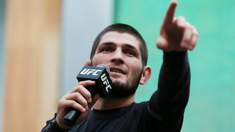 Уайт рассказал, что чувствовал после заявления Нурмагомедова о завершении карьеры