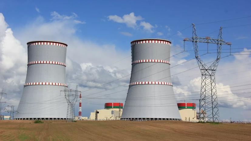 Первый энергоблок БелАЭС отключили от сети