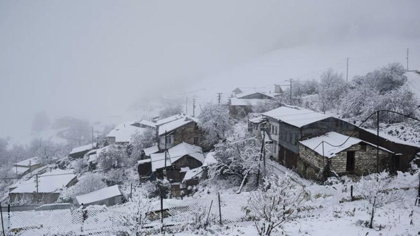 В Карабах после прекращения боёв вернулись около 50 тысяч беженцев