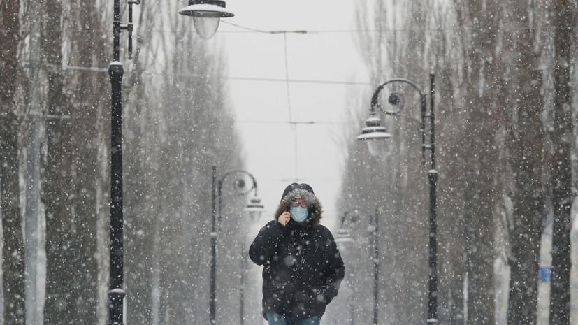 На Украине за сутки выявлено около 6 тысяч случаев коронавируса