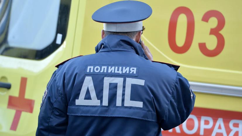 В Новосибирской области два человека погибли в результате ДТП