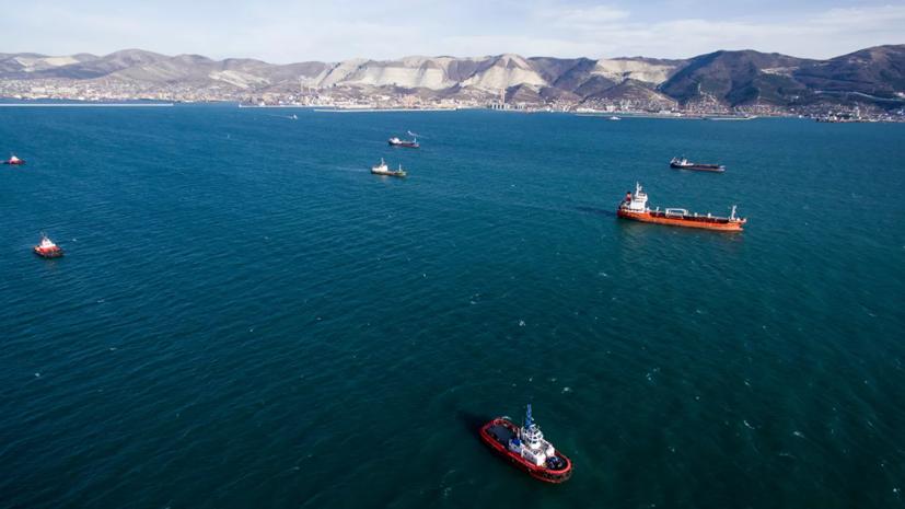 Росморречфлот: на борту затонувшего в Турции судна было двое россиян