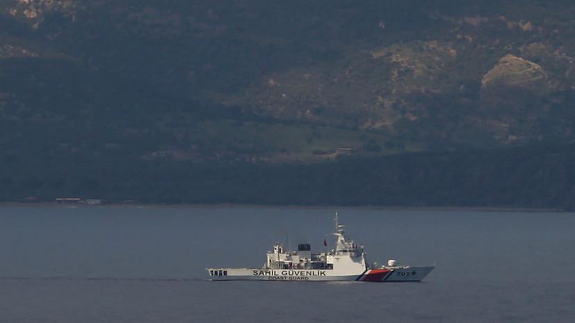 Российские дипломаты направлены в турецкий Бартын после ЧП с сухогрузом
