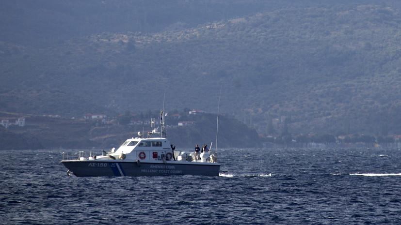 Число погибших при крушении судна у берегов Турции возросло до четырёх