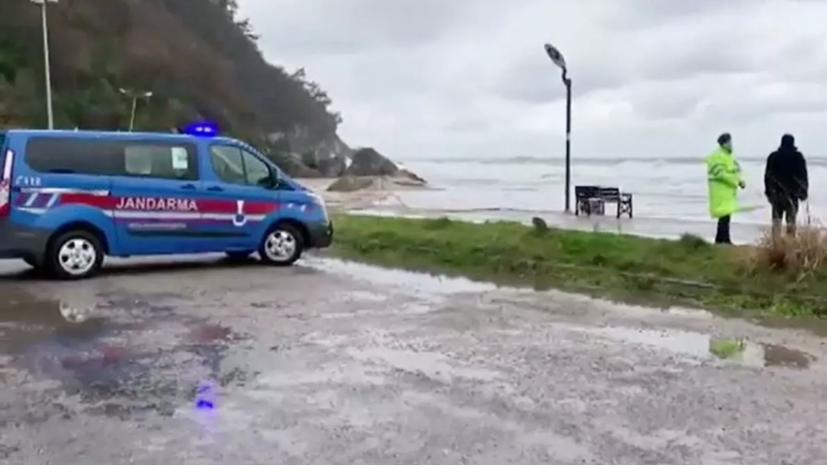 Росморречфлот рассказал о состоянии спасённых в Турции моряков