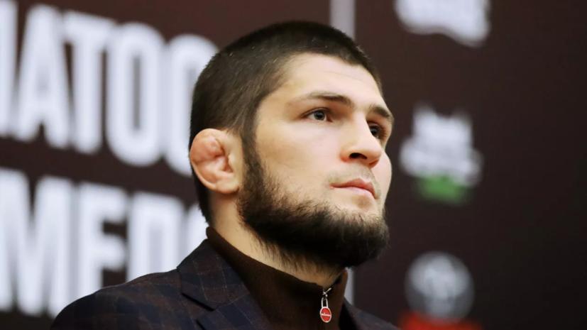 Брат Нурмагомедова рассказал, о чём договорились Хабиб и глава UFC