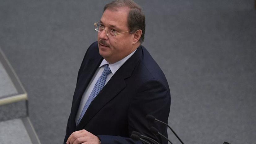 Депутат Госдумы поддержал выбор «Катюши» для использования на ОИ вместо гимна России