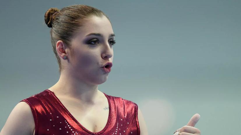 Мустафина тренирует молодёжную сборную России, но не хочет завершать спортивную карьеру