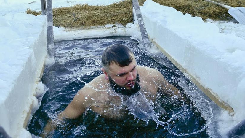 В некоторых районах Удмуртии отменены крещенские купания