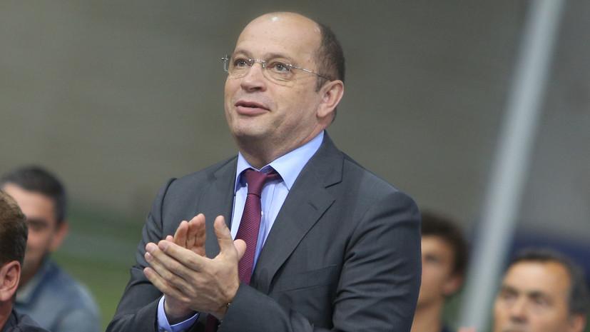 Прядкин заявил, что РПЛ рассматривает несколько вариантов изменения формата турнира