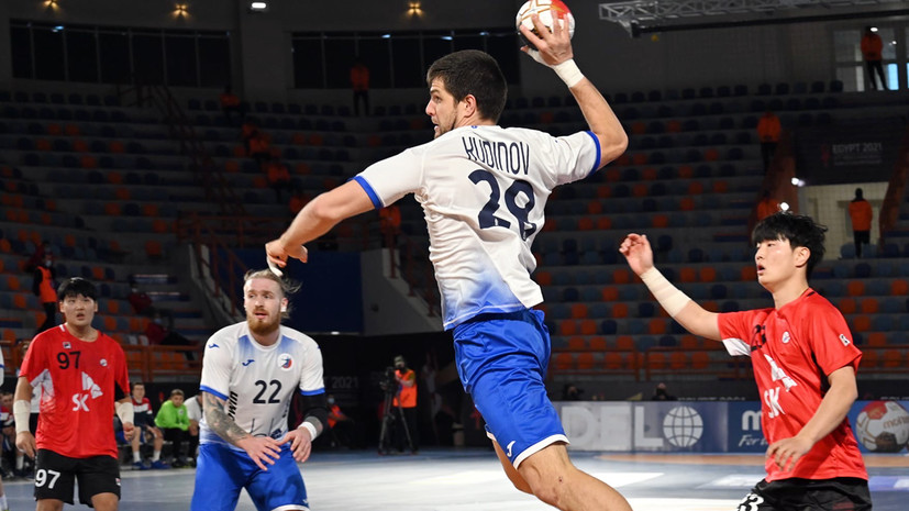 Стартовый успех: сборная России по гандболу вышла в основной раунд ЧМ с первого места в группе