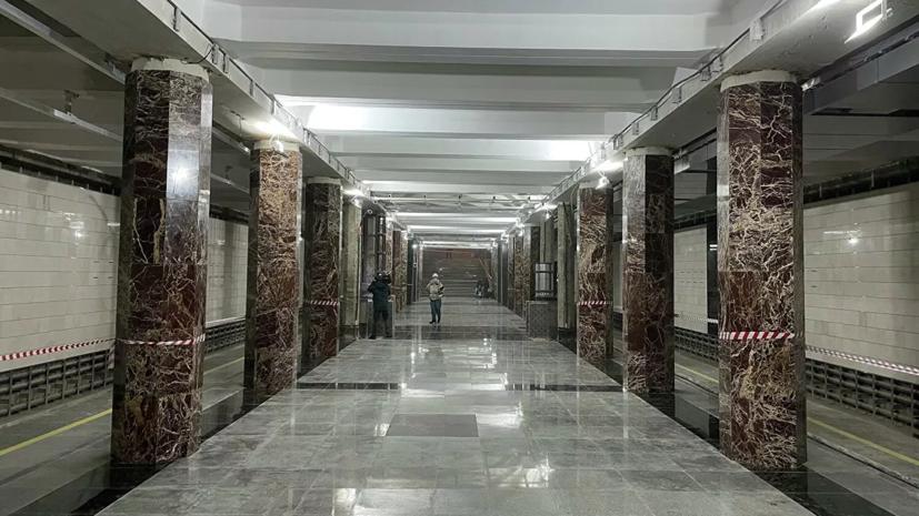 В Москве рассказали подробности о реконструкции станции метро «Каховская»