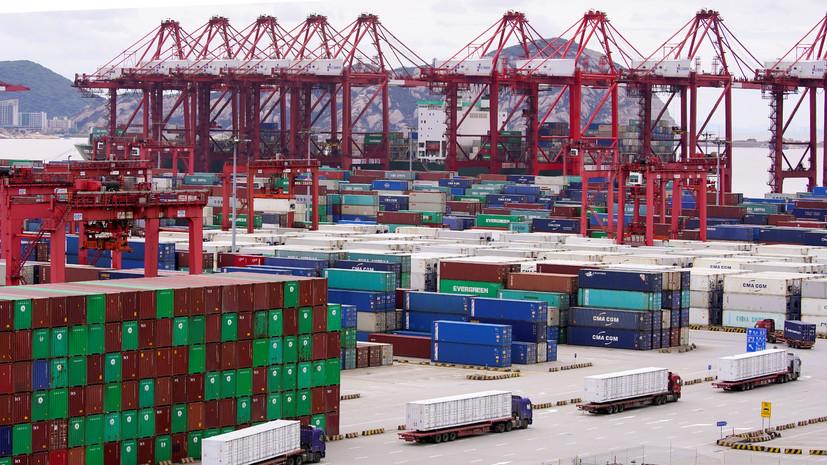 Азиатская прочность: за счёт чего экономике Китая удалось избежать падения в 2020 году