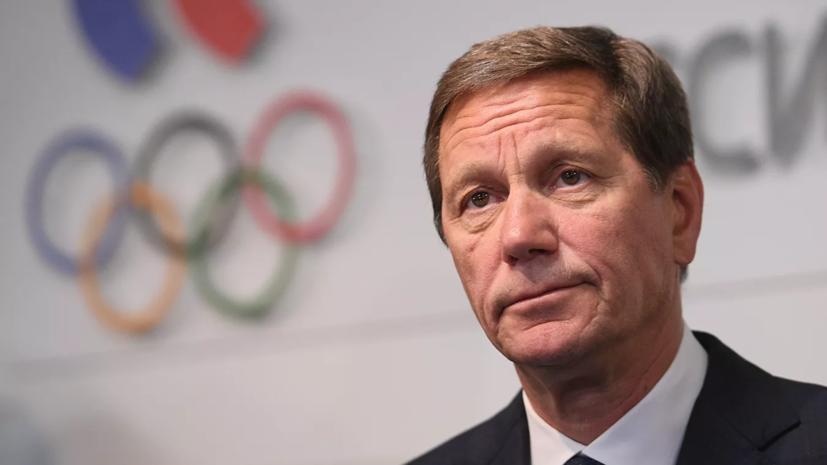 Бывший глава ОКР о решении IIHF по Белоруссии: это тупиковый путь в спорте