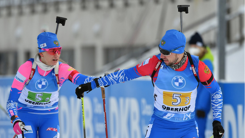 Чепиков считает, что совместные тренировки помогут сборной России по биатлону повысить свой уровень