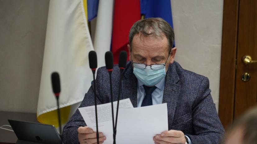 В городе Свободный Амурской области объявили режим ЧС