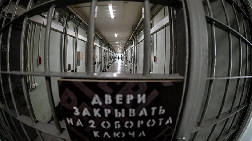 В Астрахани ликвидировали открытое горение на территории СИЗО