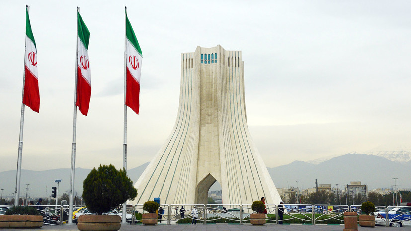 Иран провёл переговоры с Россией и КНР по поводу вакцины от COVID-19