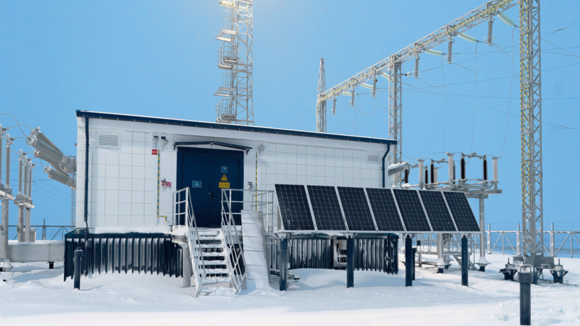 Эксперт оценил функционал арктической цифровой подстанции «Север»
