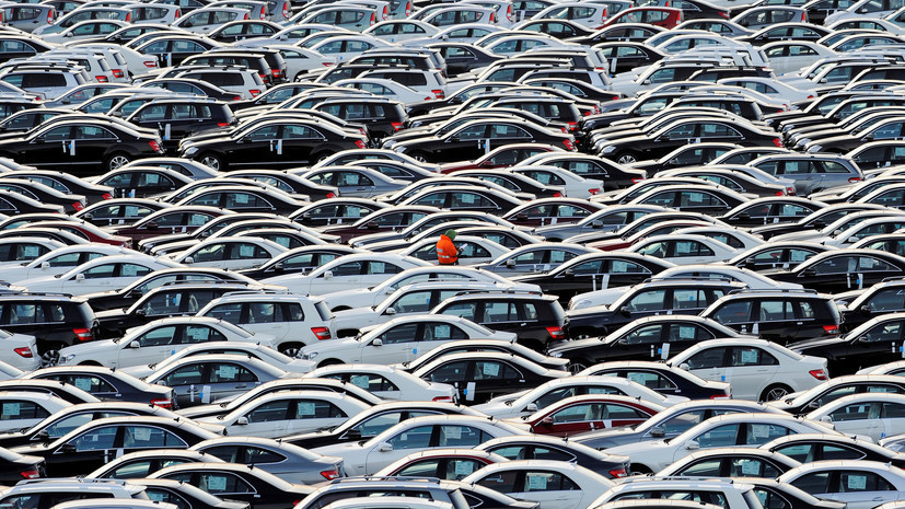 Рынок автомобилей с пробегом в России вырос на 1,7% в 2020 году