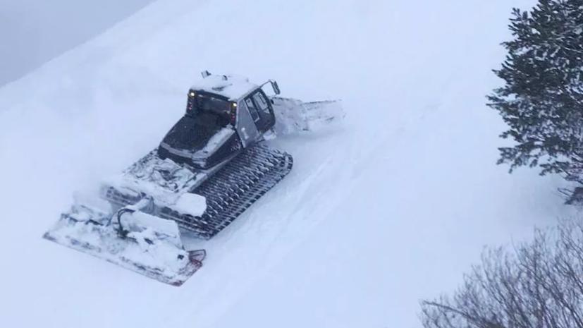 Спасатель рассказал о мерах безопасности в случае риска схода лавины