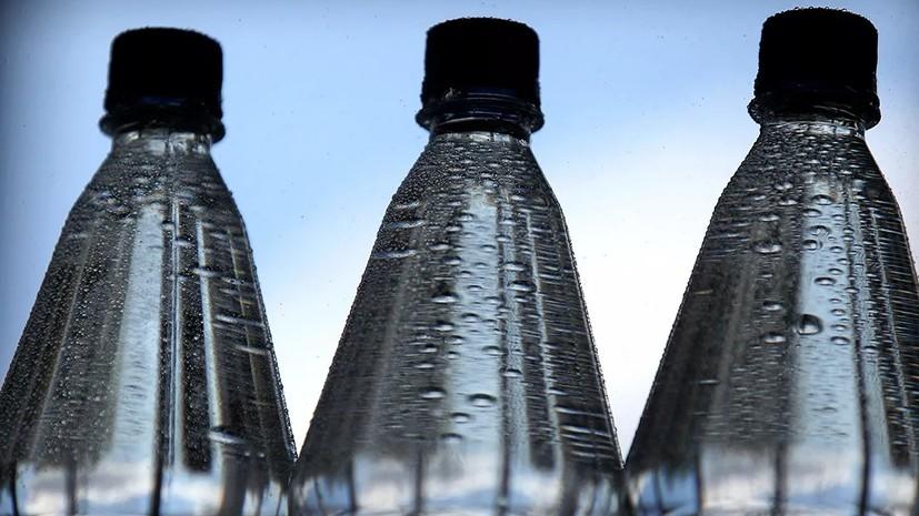 Эксперт оценил качество бутилированной воды