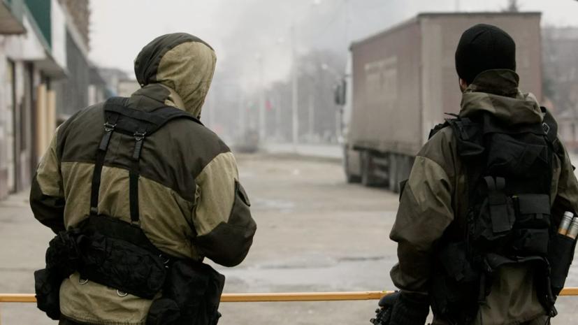 Несколько силовиков получили ранения при ликвидации боевиков в Чечне