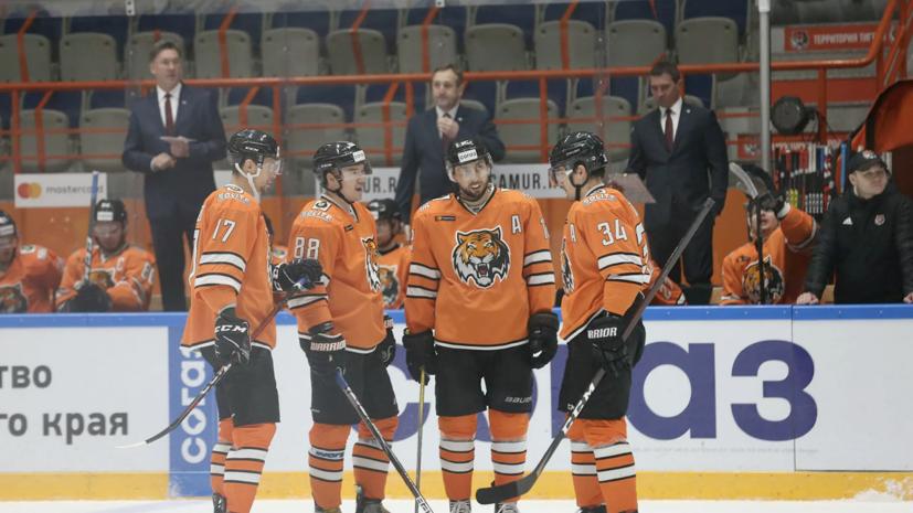 СМИ: В клубе КХЛ «Амур» существует двухмесячная задолженность по зарплате